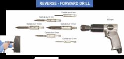 Reversible Air Drill 1/2