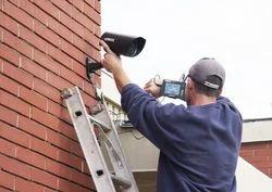 Installation of Wired CCTV Cameras