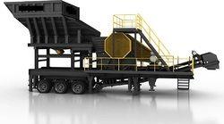 Mobile Crusher Plant 30-40 TPH
