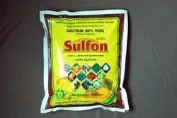 Sulphur 80% WDG
