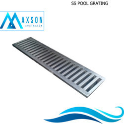 SS Pool Grating