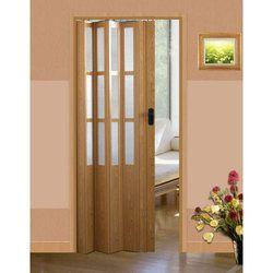 PVC Folding Doors - Manufacturer from Mumbai