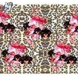 Digital Animal Printed Fabric