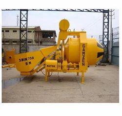 Reversible Electric Motor Concrete Mixer