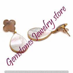 Shall & Gray Chalcedony Earring
