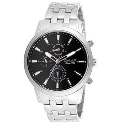 Trendy Stainless Steel Watch
