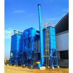 Wet scrubber - Wet Scrubber Manufacturer from Ahmedabad