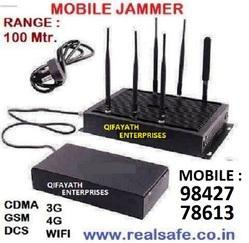 High Power Mobile Jammer