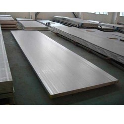 Stainless Steel 347 Plates