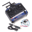 FC CT 6B 6 Channel Transmitter & Receiver