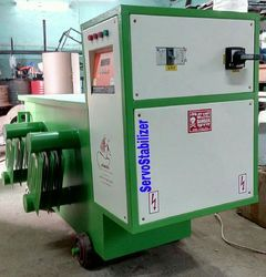 45Kva Servo Stabilizer Oil Cooled