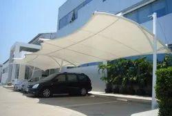 Conical Car Park Structure