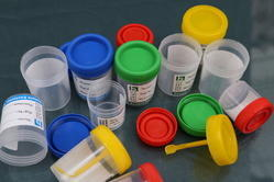 Disposable Specimen Collection Containers