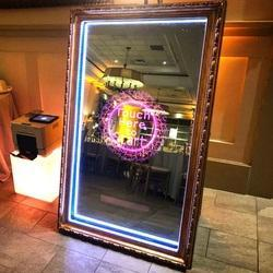 Wifi Touch Screen Magic Mirror