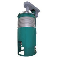 Vacuum Disperser Wall Scraper