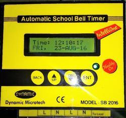 Automatic School Bell System with bell