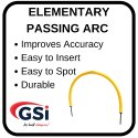 Elementary Passing Arc
