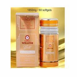 Tatio Active Gold 1850 mg / 60 Softgels Capsules