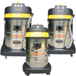 Single Phase Commercial Wet Dry Vacuum Cleaners