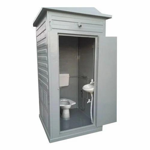 FRP Modular Bathroom