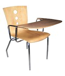 Wooden Writing Pad Chairs