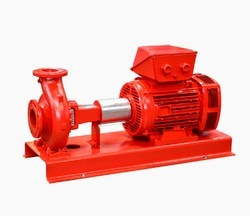 Fire Fighting Submersible Pump