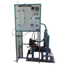 Dyno Setup Petrol Engine Test Rig