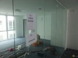 Laminated Glass Work