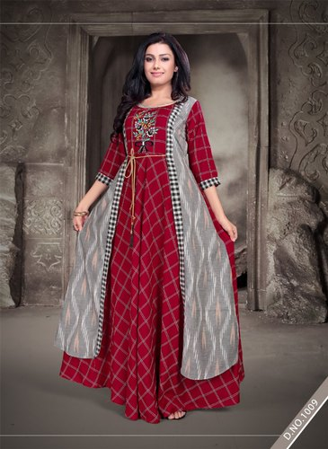 63b1f45261 Ladies Kurti - Heavy Kurti Manufacturer from Surat