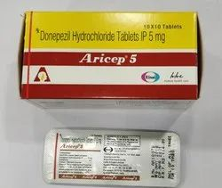 Donepezil Aricep Tablet