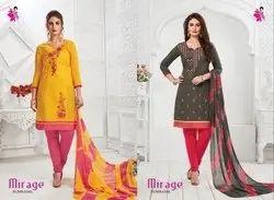 Khushika Designer Churidar Dress Suit