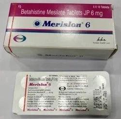 Merislon Betahistine Tablet