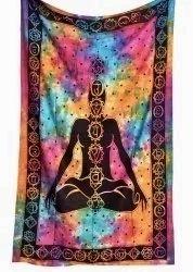 Cloth Buddha Wall Tapestry