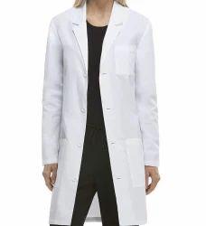 Cotton Twill Lab Coat