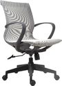 Jetta Grey Conference Chair