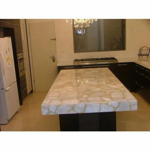 Quartz Stone Slab White Quartz Slab Manufacturer From Gurgaon