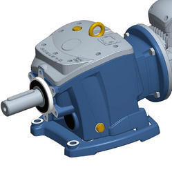 Robus Series Helical Gearboxes