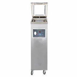 DZ500 2D Vacuum Packaging Machine Single Chamber