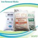 Iron Removal Media