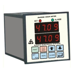 Ampere Hour Profile Meter