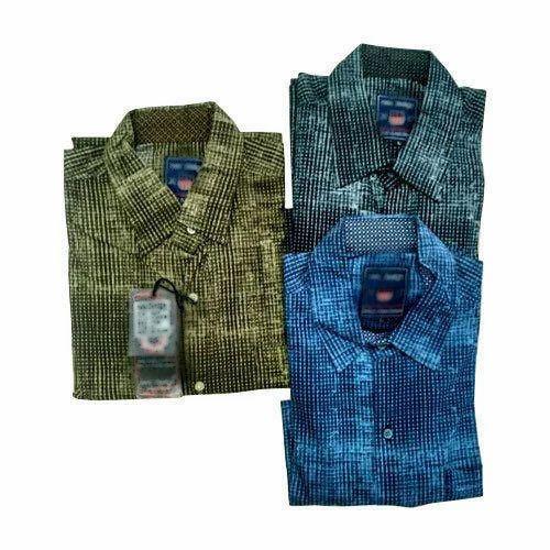 7772ed5984b Casual Shirt - Mens Casual Shirts Manufacturer from Ahmedabad