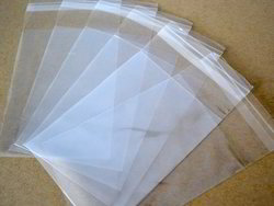 Resealable Plastic Bag