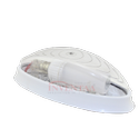 Inventaa 12W New Vesta ABS-PC Bulk Head