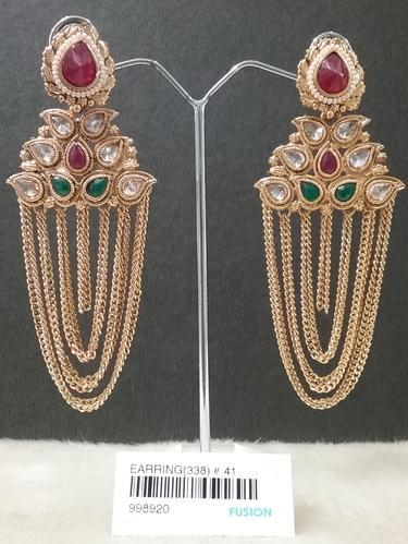 Jhumka Earrings Exporter from Mumbai