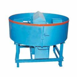 Flyash Pan Mixer Machine