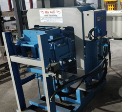 Industrial Semi Auto Fly Ash Brick Making Machine