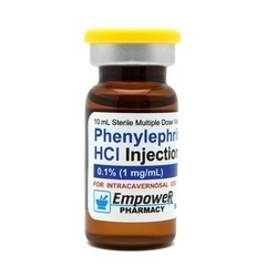 Phenylephrine Hydrochloride Injection