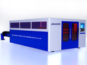 LM4020 H Series Full Protection Fiber Laser Cutter for Metal Sheet