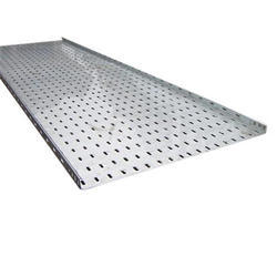 Hot Dip Galvanized Perforated Cable Tray