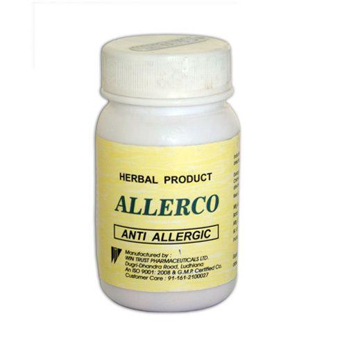 Herbal Anti Allergic Tablet